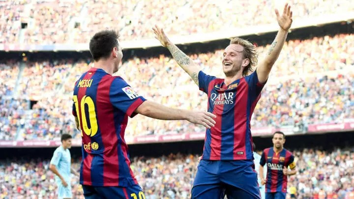 Rakitic: Messi will never know how much it meant to play with him 2