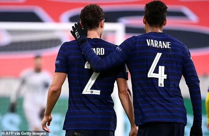 Zidane insists Varane is NOT FOR SALE despite Man United interest 4