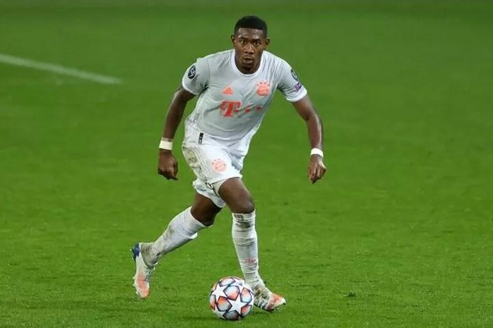 David Alaba 'appreciates' Frank Lampard's interest as transfer talks reaches advanced stage 3