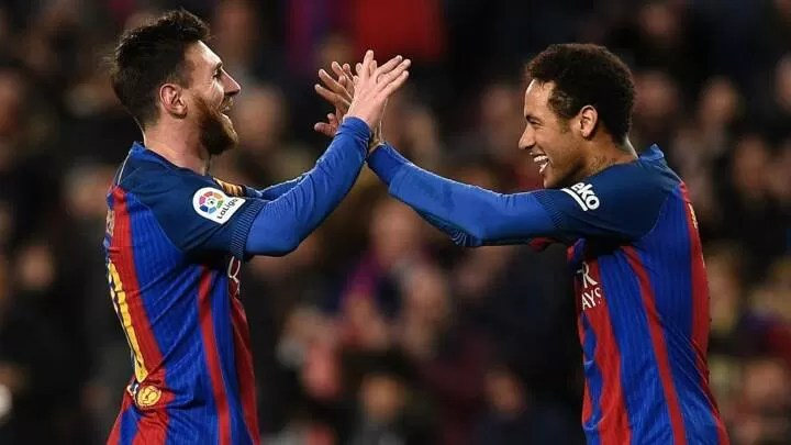 Will Neymar and Messi be reunited next season? 2
