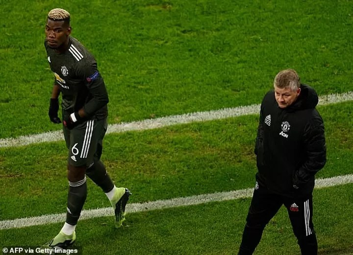 Solskjaer reveals he does not want to 'spend energy' speaking about Pogba 2