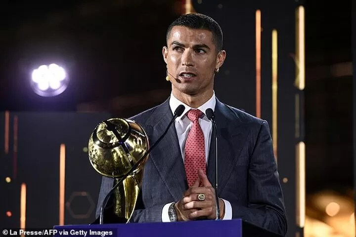 Cristiano Ronaldo vows to play for 'many more years' at the top 2