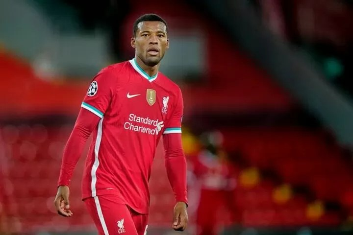 Wijnaldum 'REJECT Liverpool contract offer' with Barcelona transfer close 2