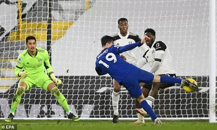 Lampard hails 'outstanding' Mount for match-winning display against Fulham 3