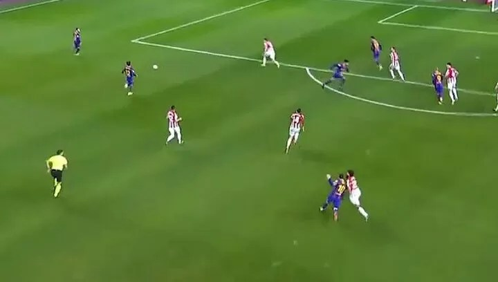 Messi could face 12-MATCH BAN for punching opponent 3