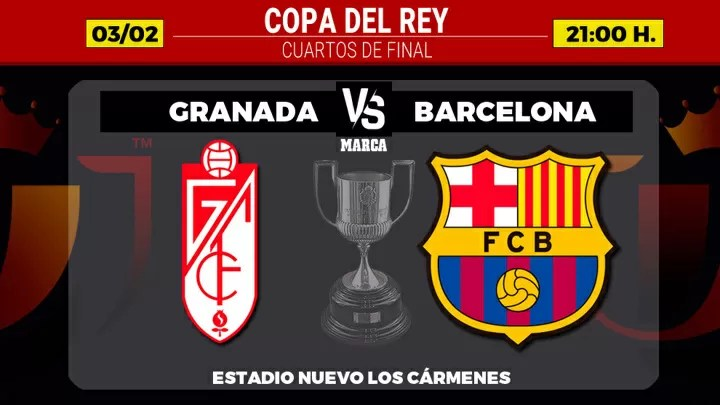 Granada vs Barcelona: A safe route to a trophy this season 1