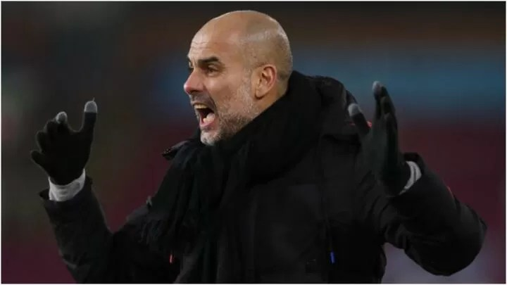"""Guardiola: """"It's not about runs of games, statistics. It's always next game, next game."""" 2"""