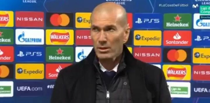 Real Madrid News: Zidane reacts to reaching Champions League semi-finals 3