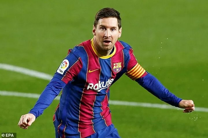Barcelona president Laporta 'working on new 3-year deal for Lionel Messi' 2