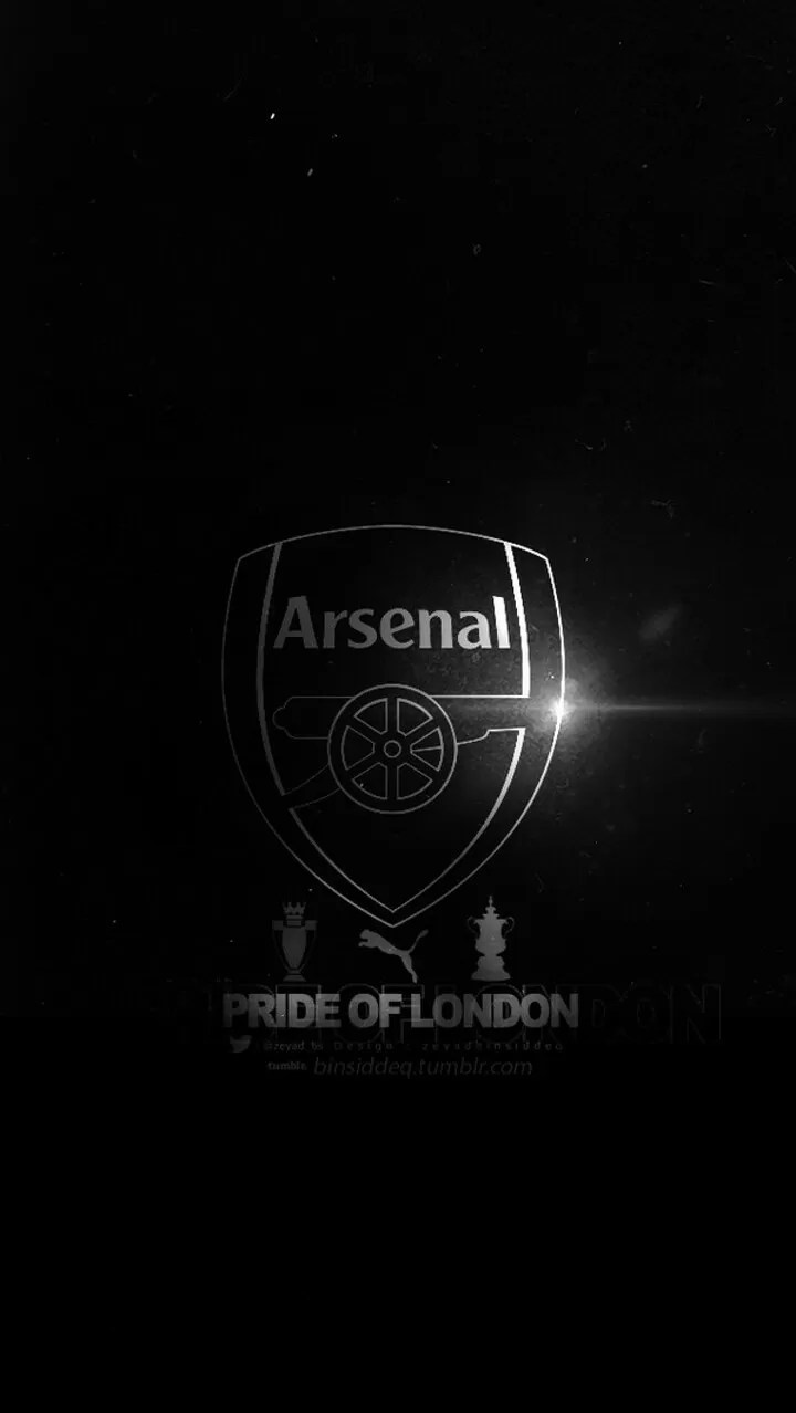daily wallpapers arsenal is the name