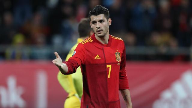 Morata admits he'll have to fight for Spain Euro 2020 spot — All Football  App
