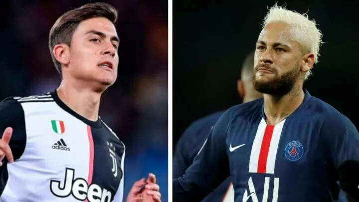 Juventus 'want to sign Neymar' and is willing to offer Dybala in exchange 2