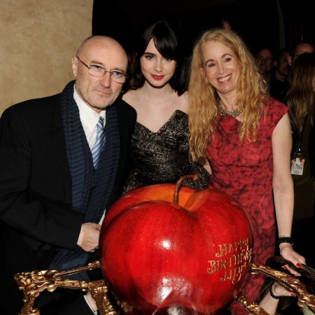 Jill and phil with their daughter