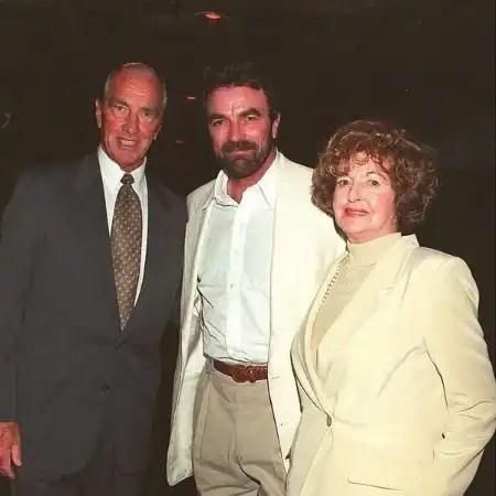 Robert D. Selleck family
