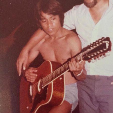 Younger Ferdy Mauboy
