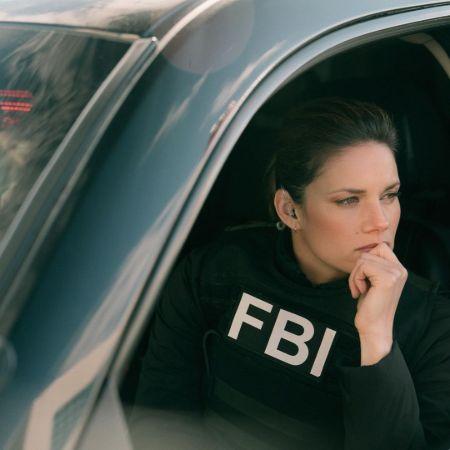 Missy peregrym as Maggie Bell in FBI