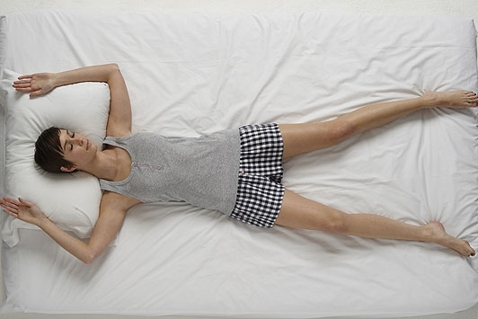 Image result for Starfish sleeping position