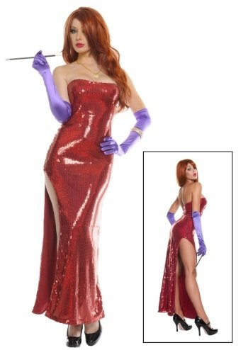 jessica rabbit 9 fun 70s and 80s inspired halloween costumes