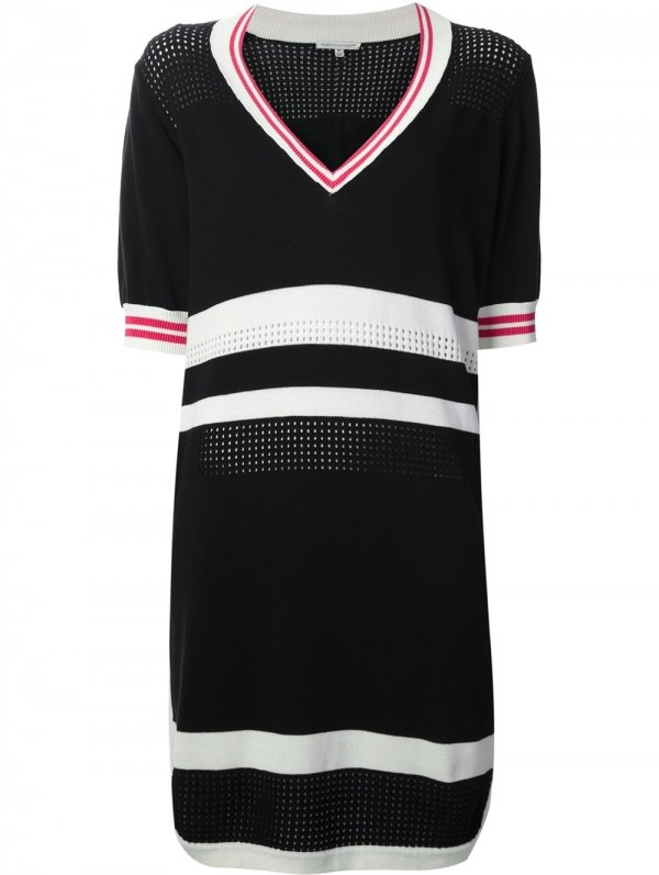Rebecca Minkoff Striped Sweater Dress - 7 Sporty Dresses for…