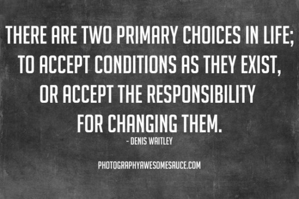 Image result for you always have a choice