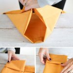 25 Tutorials For How To Fold Napkins