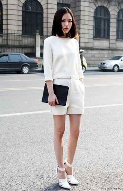 vestiti minimalisti femminili