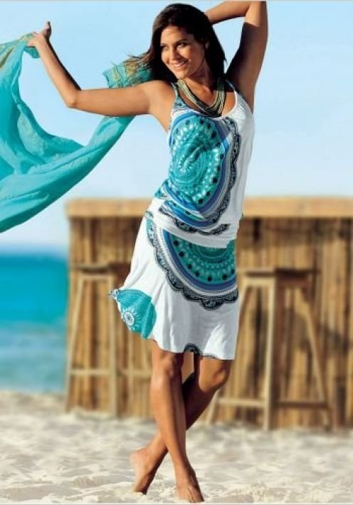 Wrap - 7 Wardrobe Staples for an Island Vacation ... …