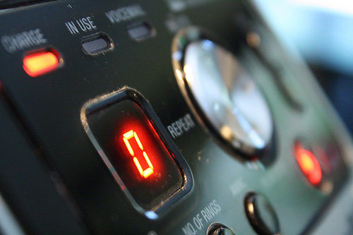 Image result for picture of answering machine blinking