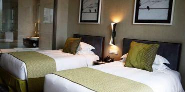 【新加坡住宿】卡爾登城市酒店 Carlton City Hotel。地鐵站步行2分鐘新穎飯店
