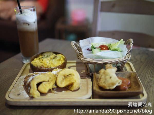 【台北美食】11 CAFE'。松山文創園區旁溫馨咖啡館。松菸誠品 國父紀念館站 早午餐