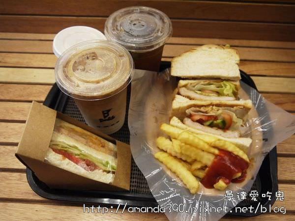 【高雄美食】Bodis 手作 三明治 咖啡 設計。市政府旁優質早午餐 咖啡 下午茶