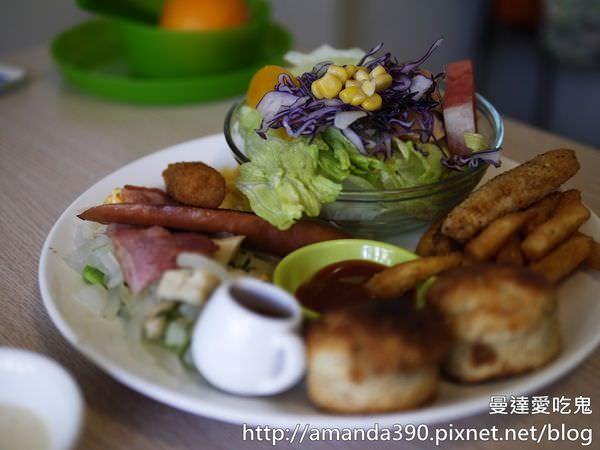 【台南美食】0628 全日早午餐。皇后雙拼烘蛋深得我心。台南早午餐|台南中西區(已歇業)