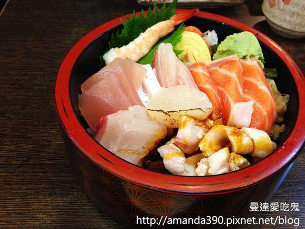 【台南美食】人多多三采壽司館。平價新鮮散壽司推薦必點。台南東區 日本料理