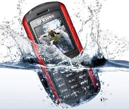 how to safe your mobile if it dip in water
