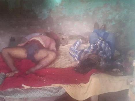 Brutal murder of 5 family members by daughter