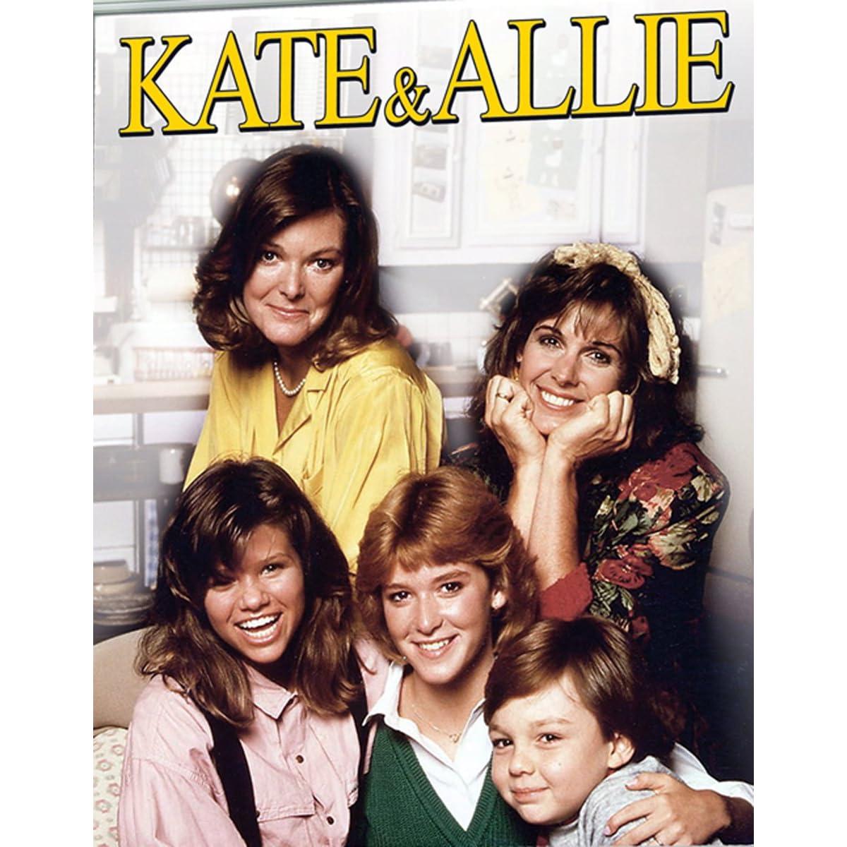 Kate Amp Allie Tv Show