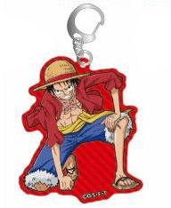 ワンピース アクリルキーホルダー A柄(ルフィ) アニメ・キャラクターグッズ新作情報・予約開始速報