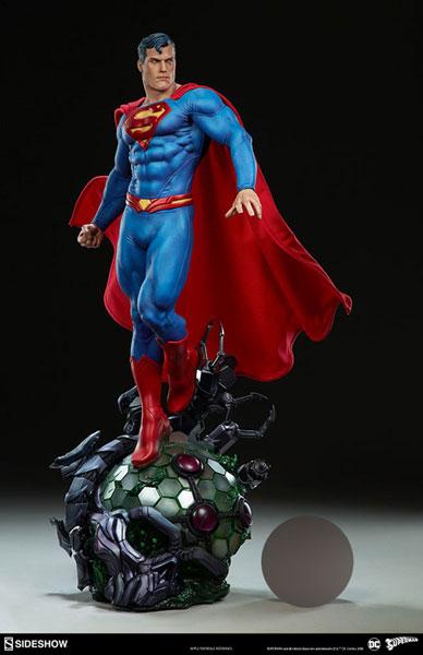『DCコミックス』 プレミアム・フォーマット・フィギュア スーパーマン アニメ・キャラクターグッズ新作情報・予約開始速報