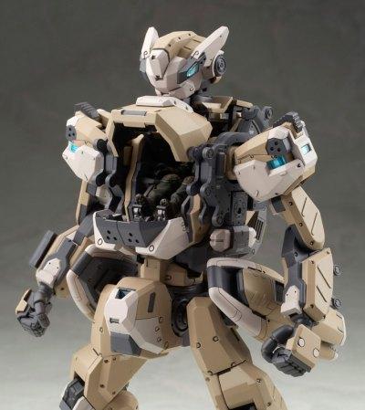 【特典】1/35 ボーダーブレイク クーガーNX 強襲兵装 プラモデル