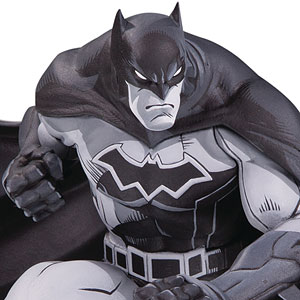 『DCコミックス』 ブラック&ホワイト バットマン By ジョー・マデュレイラ アニメ・キャラクターグッズ新作情報・予約開始速報