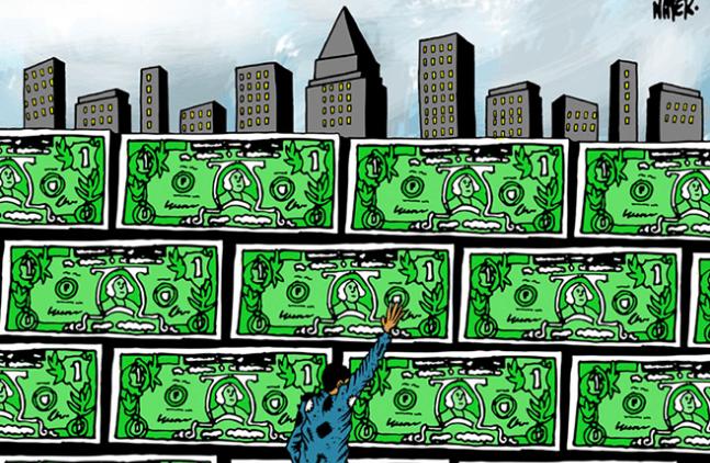 Τράπεζες, όμηροι, δάνεια, μονεταρισμός