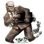 Διαφθορά-κλοπή-απληστία