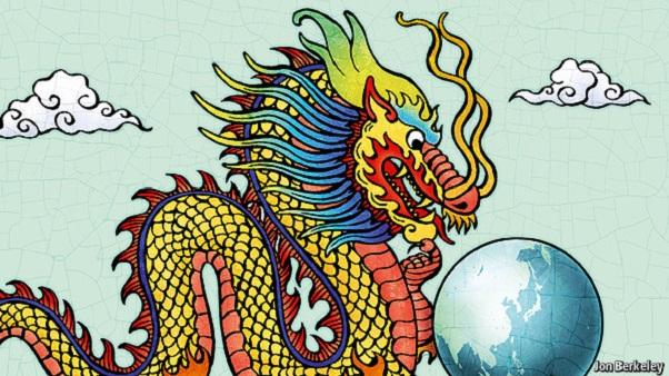 Κίνα, επέλαση