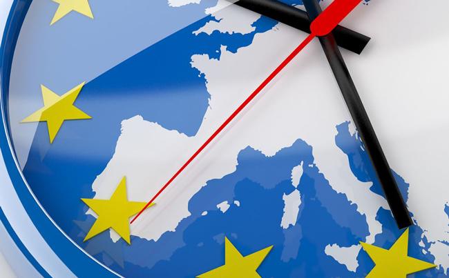 Ευρώπη,-ρολόι