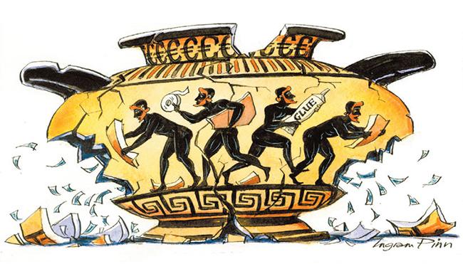 ΕΙΚΟΝΑ---Ελλάδα,-τράπεζες Έκτακτη τραπεζική ρευστότητα