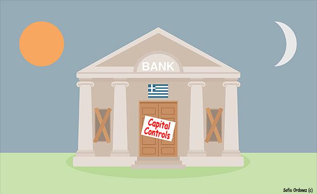 ΕΙΚΟΝΑ---Ελλάδα Η κατάρρευση τραπεζών ως προϊόν δημοσιονομικής εκτροπής