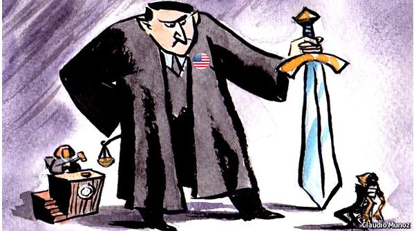 ΕΙΚΟΝΑ---ΗΠΑ Το διπλό χτύπημα των Η.Π.Α.