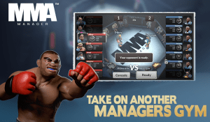 MMA Manager 0.8.5 Screen 13