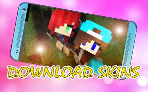 Android Skins girls for MCPE Screen 1