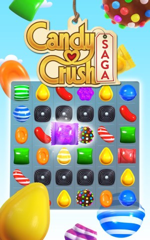 Android Candy Crush Saga Screen 14